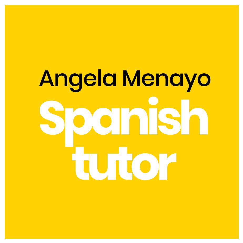 Angela Menayo